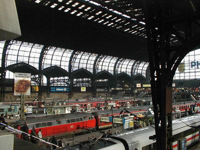 Hamburg Hauptbahnof